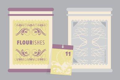 Flourishes 11