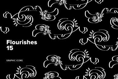 Flourishes 15