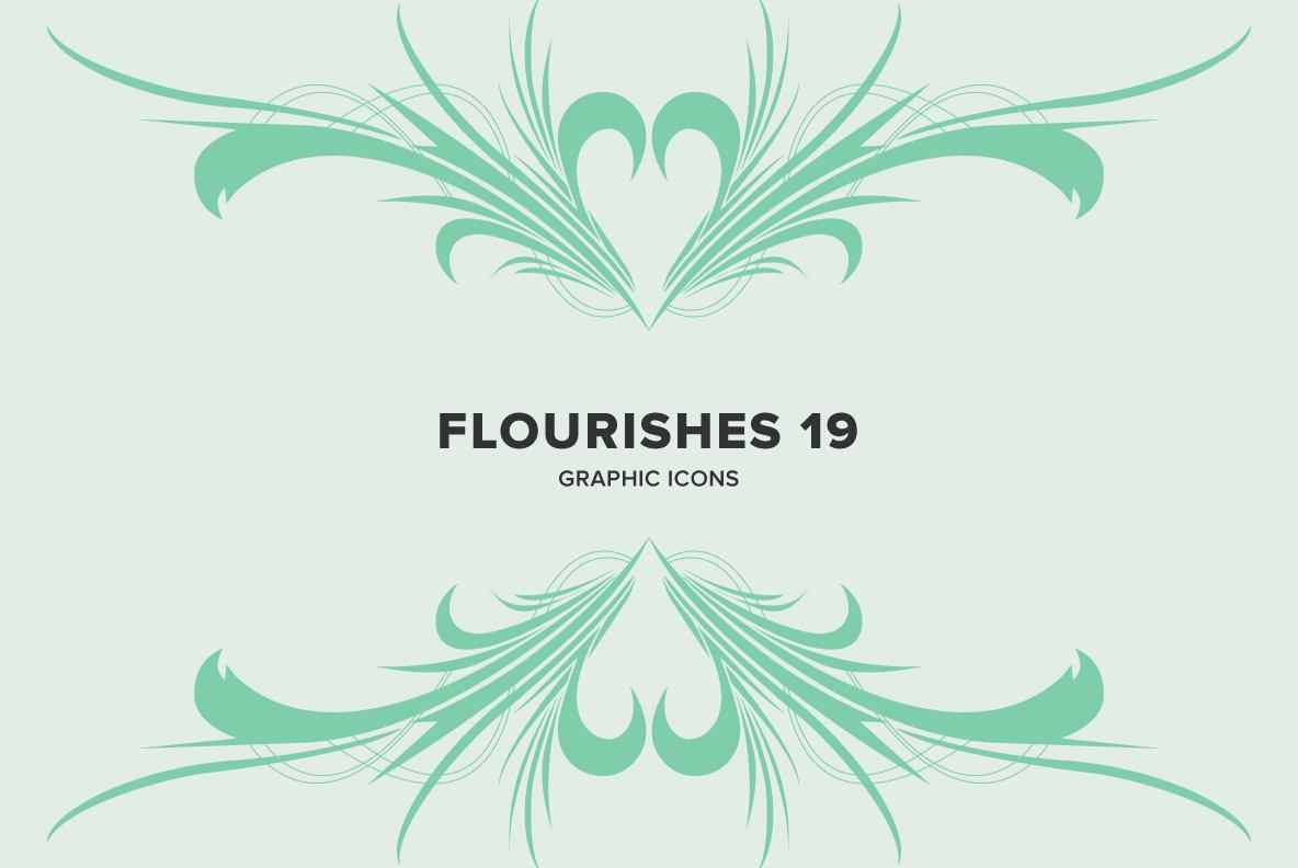Flourishes 19