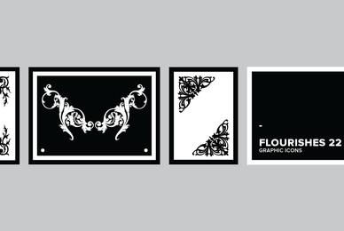 Flourishes 22