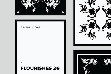 Flourishes 26