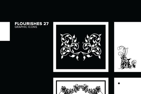 Flourishes 27