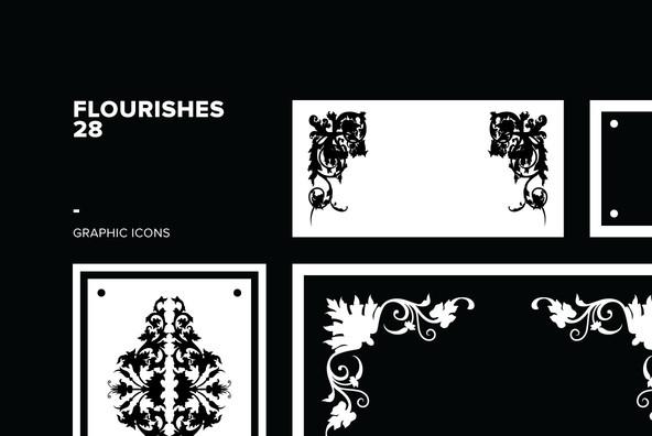 Flourishes 28