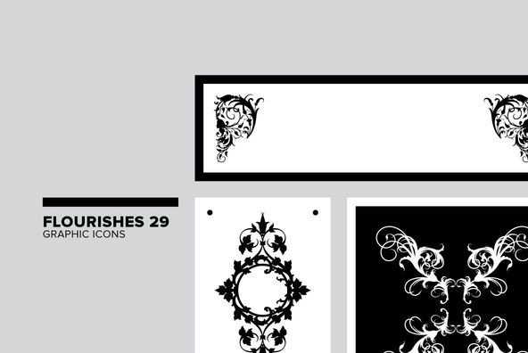 Flourishes 29