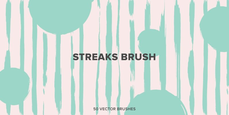 Streaks Brush