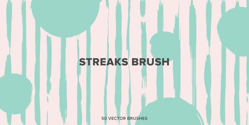 Streaks Brush