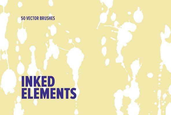 Inked Elements