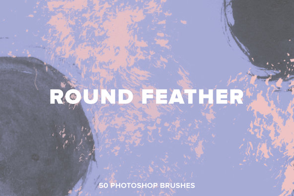 Round Feather