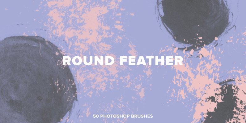 Round Feather