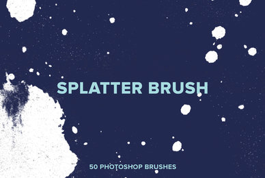 Splatter Brush