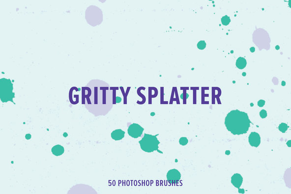 Gritty Splatter