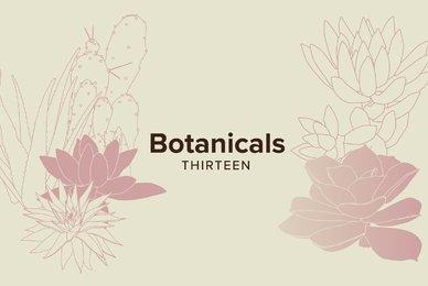 Botanicals 13