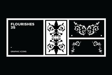 Flourishes 35