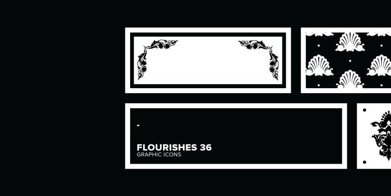 Flourishes 36