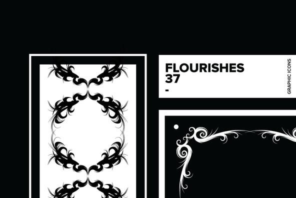 Flourishes 37
