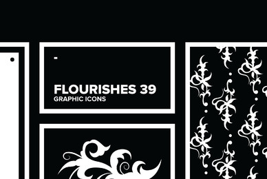 Flourishes 39