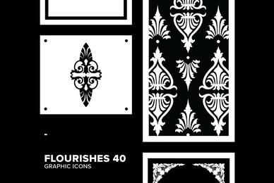 Flourishes 40