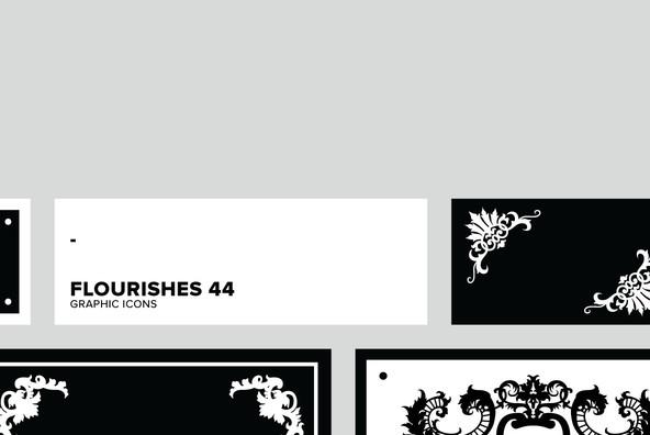 Flourishes 44