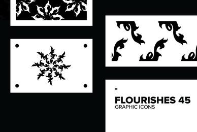 Flourishes 45