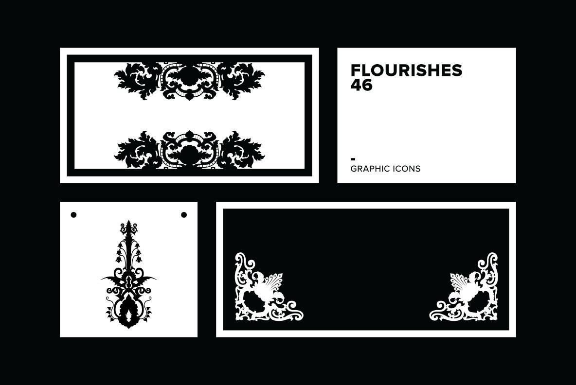 Flourishes 46