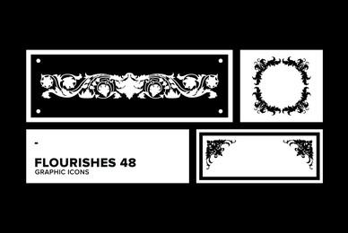 Flourishes 48
