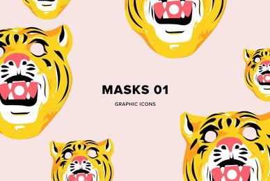 Masks 01
