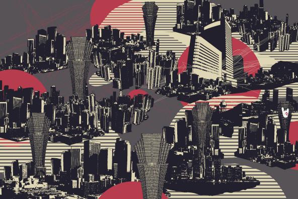 Cityscape 04