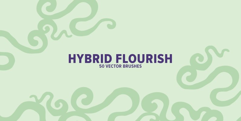 Hybrid Flourish