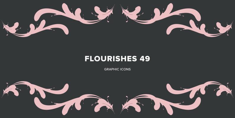 Flourishes 49