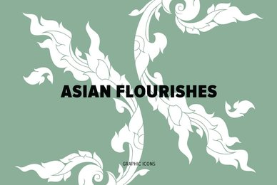 Asian Flourishes