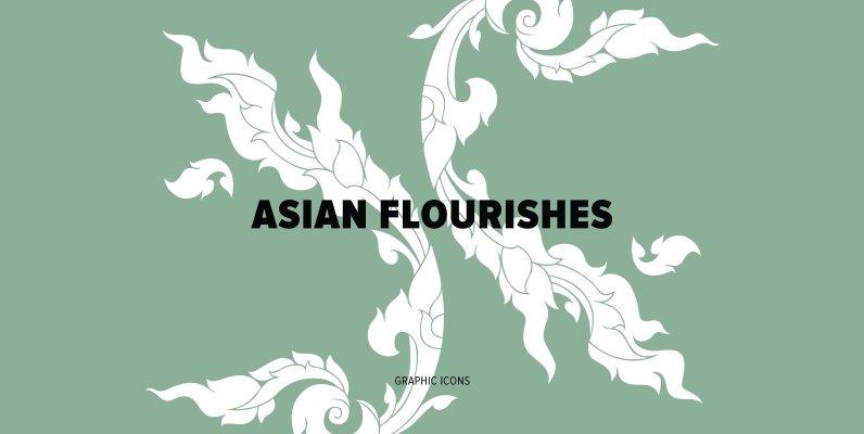 Asian Flourishes