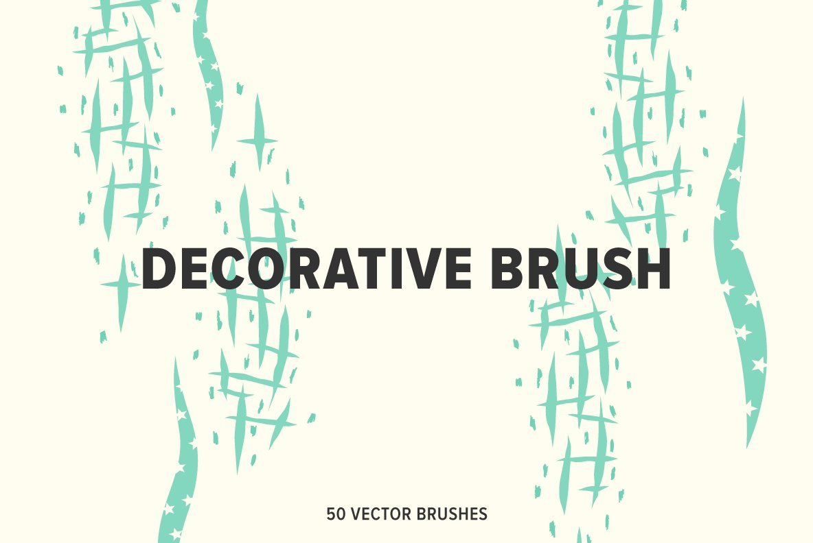 Decorative Brush