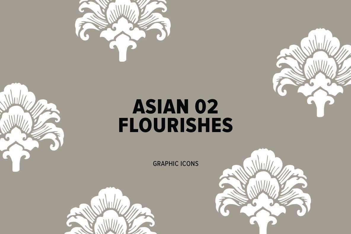 Asian Flourishes 02