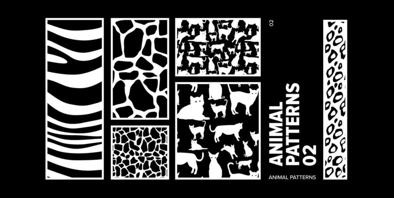 Animal Patterns 02