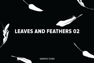 Leaves and Feathers 02
