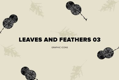 Leaves and Feathers 03