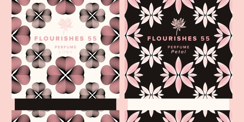 Flourishes 55