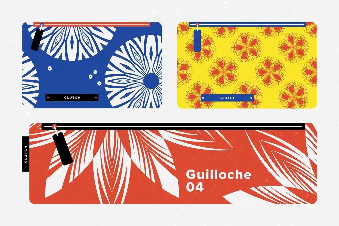 Guilloche 04