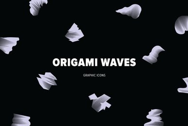 Origami Waves