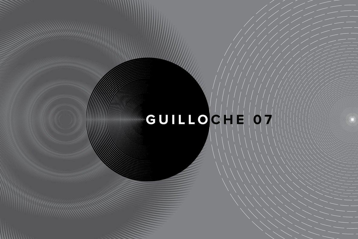 Guilloche 07