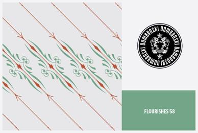 Flourishes 58