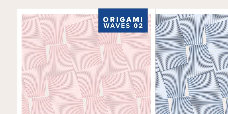 Origami Waves 02
