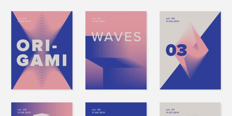 Origami Waves 03