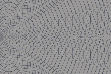 Guilloche Collection 01