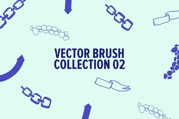 Vector Brush Collection 02
