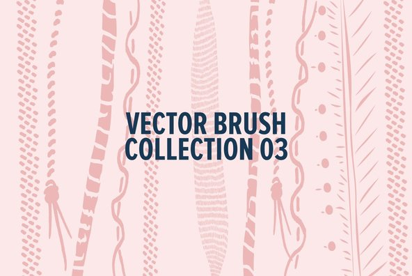 Vector Brush Collection 03