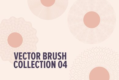 Vector Brush Collection 04