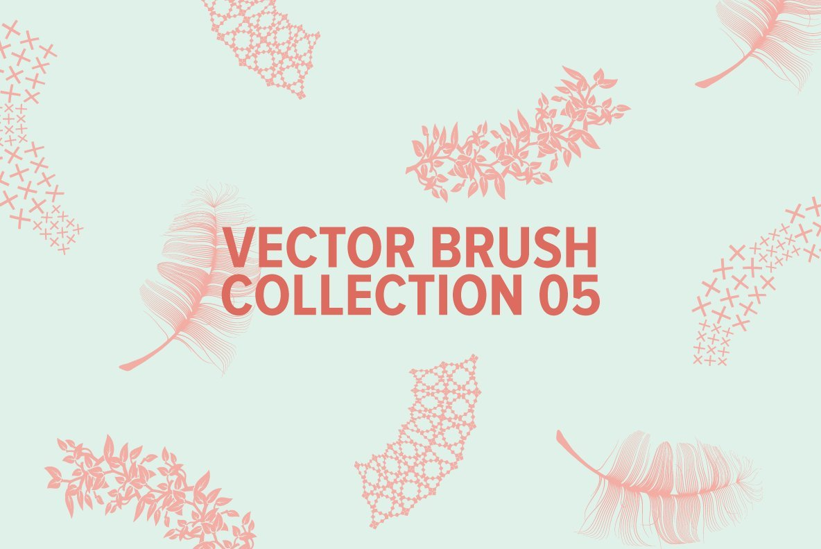 Vector Brush Collection 05