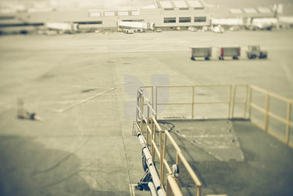 Airport Tilt Shift 02