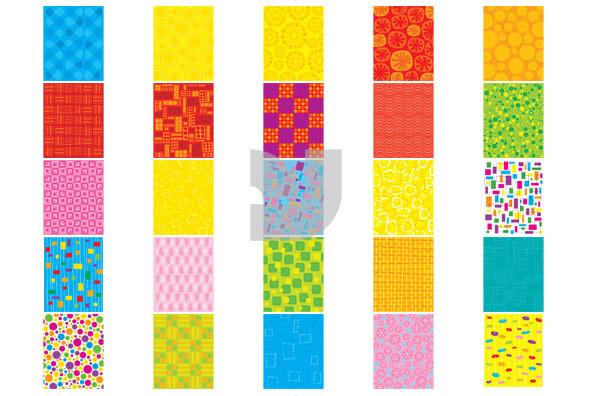 Funkyback Patterns  01